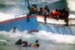 naufragio inmigrantes